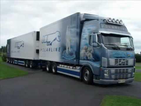 Super camiones Scania tuning