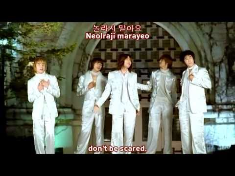 TVXQ! ~ 마법의 성 (Magic Castle) [KOREAN/ENGLISH SUB]