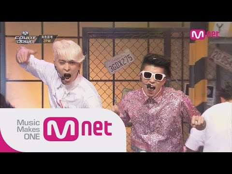 Mnet [M COUNTDOWN] Ep.393 : 2PM - I'm your man + 미친거 아니야?(GO CRAZY!) @MCOUNTDOWN_140911
