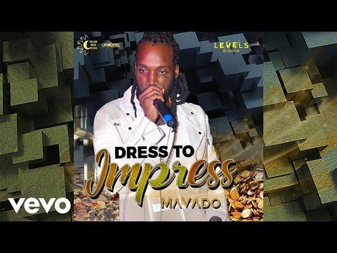 Mavado - Dress To Impress (Official Audio)