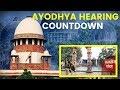 NewsX report on Ayodhya Hearing Countdown