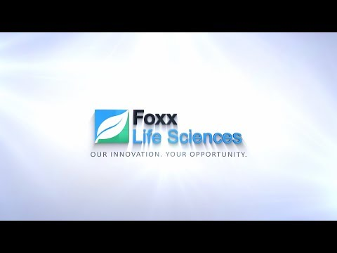 Foxx Life Sciences - 10 Years of Innovation