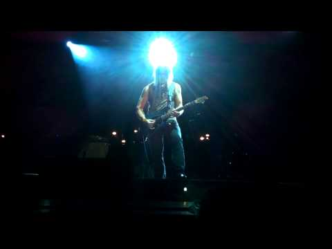 Contact Lost Steve Morse solo - Deep Purple Helsinki Dec 7,  2011 HD