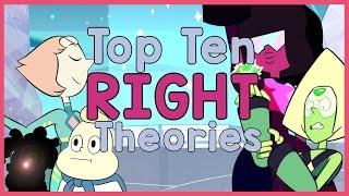 Top Ten Steven Universe Theories That Were RIGHT