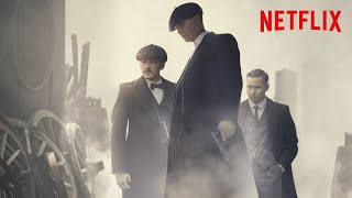 Peaky blinders saison 5 :  bande-annonce VOST
