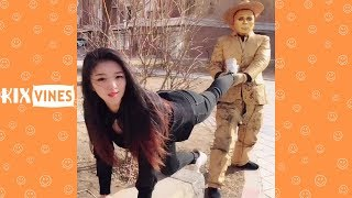 Funny videos 2019 ✦ Funny pranks try not to laugh challenge P69