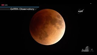 NASA TV Public-Education | The super blue blood moon makes first appearance since 1866