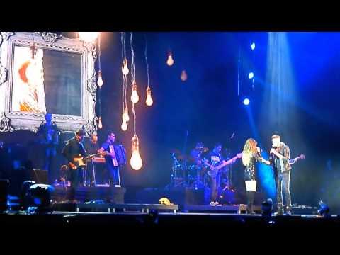 Baixar Paula Fernandes - Eu Sem Você ft. Mickael Carreira (Meo Arena - 07/11/2014)