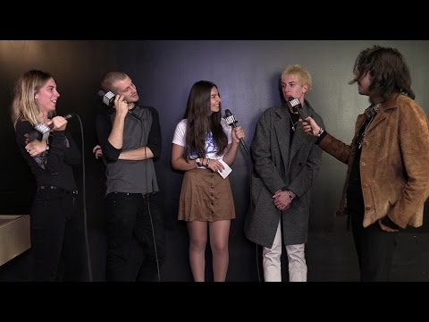 Interview with Wolf Alice (Round Two)