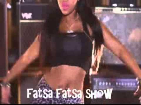Mc Norman - Sexy Bam Bam ft on FatsaFatsaTvShow hosted by Kim Nicolaou