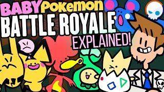 Baby Pokemon Battle Royale EXPLAINED!   Gnoggin 👶🤜