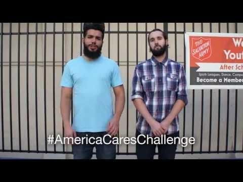 Local businesses are helping to reunite America - #AmericaCaresChallenge