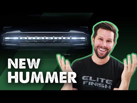 Is the Hummer EV a Joke?