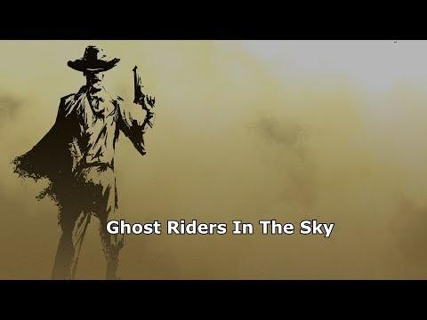 Johnny Cash - Ghost Riders In The Sky Legendado Tradução
