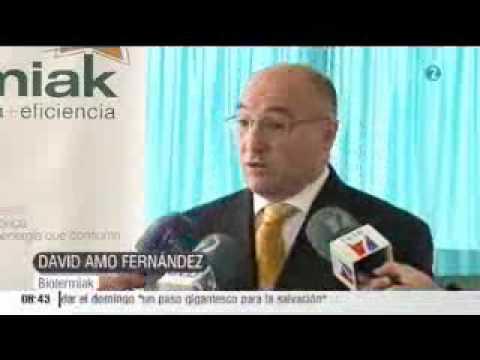 Inauguración Instalación Biotermiak en Aspaldiko, ETB2