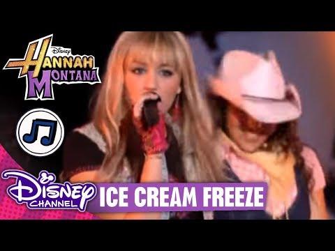 Ice Cream Freeze (Let's Chill)