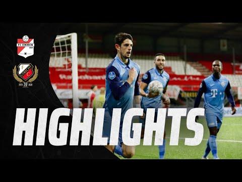 HIGHLIGHTS | FC Emmen - FC Utrecht