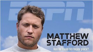 Matthew Stafford is ready for Super Bowl run with Rams   ESPN Cover Story
