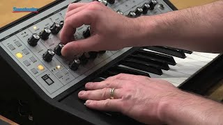 Moog Sub Phatty Synthesizer Demo by Sweetwater Sound