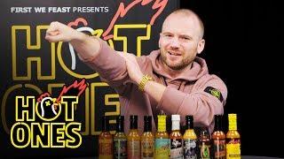 Sean Evans Reveals the Season 8 Hot Sauce Lineup   Hot Ones