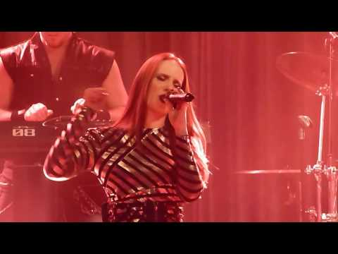 EPICA - (LIVE) Beyond The Matrix Calgary AB Canada 11/12/2016 @ Marquee