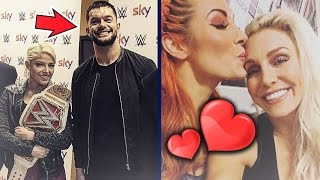 TOP 10 WWE COUPLES THAT YOU NEVER KNEW EXISTED (PART 2)