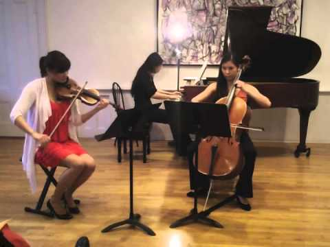 Chamber Music Concert, Piazzolla Spring