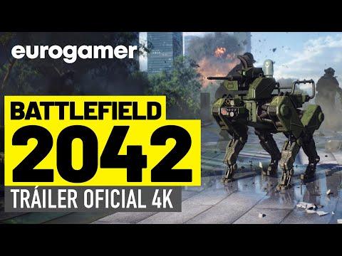 Battlefield 2042 - Tráiler de presentación EN 4K