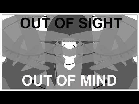 Crusher-P - Out Of Sight Out Of Mind