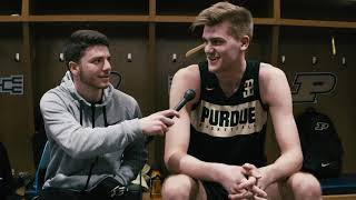MBB / Locker Room Access With Tommy Luce