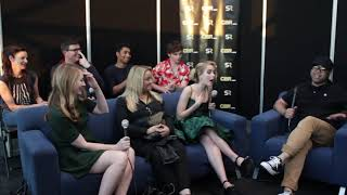 NYCC 2018 Interview: Chilling Adventures of Sabrina