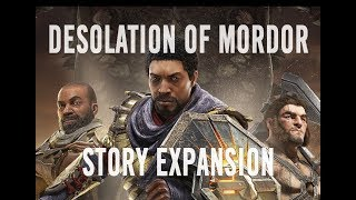 Shadow of War - Desolation of Mordor Launch Trailer
