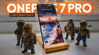GAMING On OnePlus 7 Pro 😎 LIGHTNING Fast & Insane Screen!