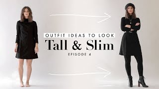 Outfits to Look Taller & Slimmer   Petite Style Tips Ep. 4