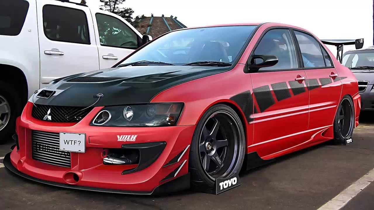 Mitsubishi Tuning Mitsubishi Turbo Eclipse Evo Lancer