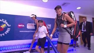 Highlights: WTA Doubles Final: Chan/Yang d. Hsieh/Peng