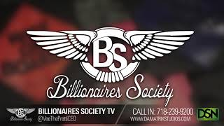 Billionaires Society Tv Fatboy Izzo Interview Part 2