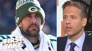 Aaron Rodgers' legacy is at stake this season - Max Kellerman | First Take