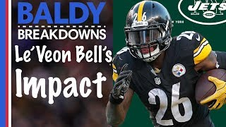 How Will Le'Veon Bell Help Sam Darnold? | Baldy's Breakdowns