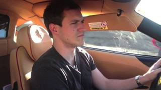 Driving Home From Florida In A Ferrari 360 Modena