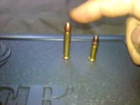 22lr Or 22wmr Whats The Differance Youtube