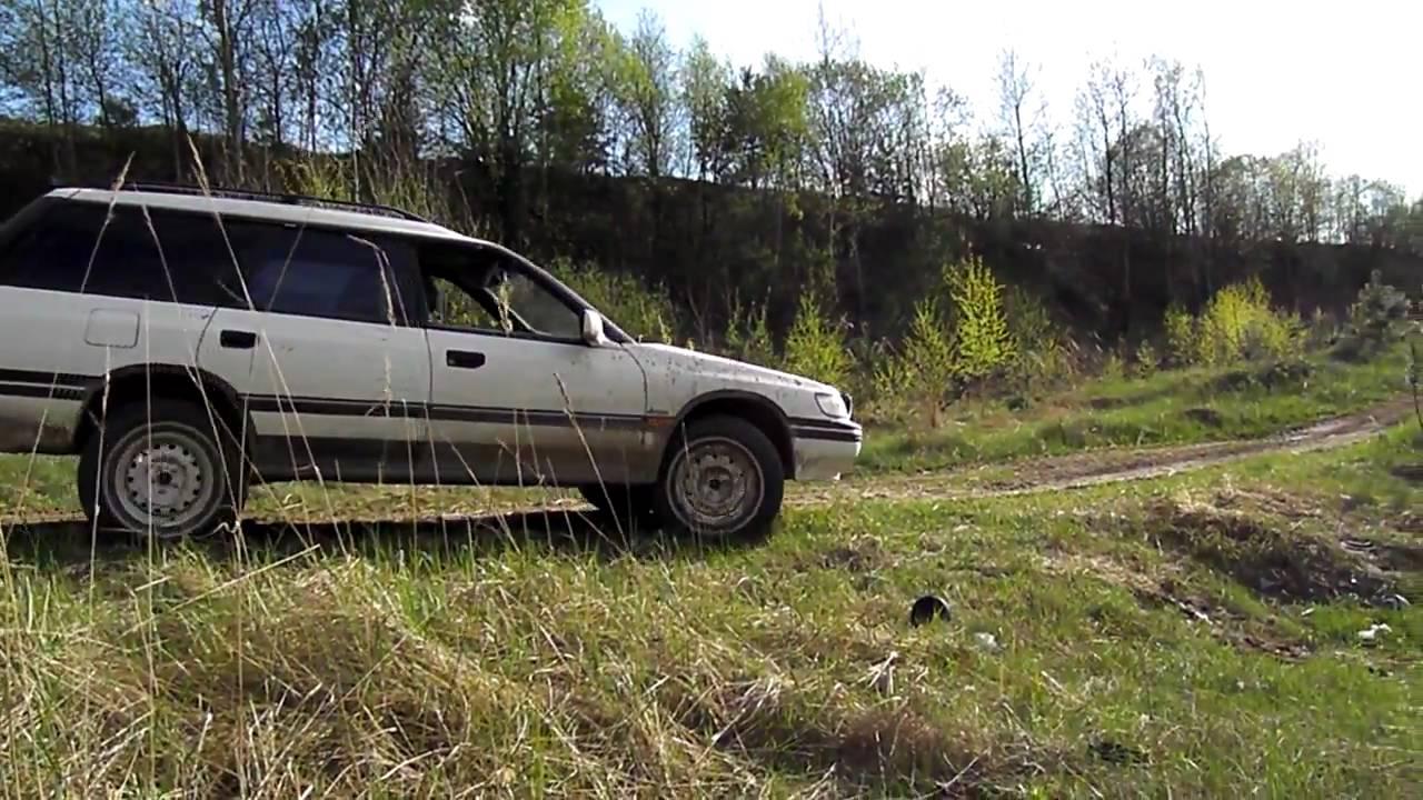 Subaru Outback Lift Kit >> lifted subaru legacy offroad - YouTube