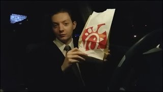 Chick-fil-A Chicken Sandwich - Food Review