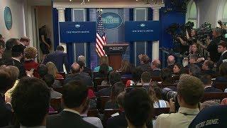 WATCH: White House Briefing by Secretary of veteran Affairs David Shulkin on H.R. 3218