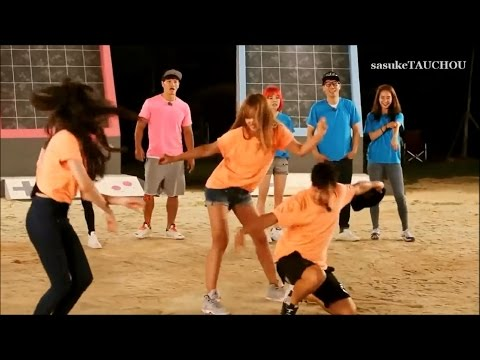 SNSD 『PARTY』 & 「Running Man」 Dance Battle Preview Edited Ver.