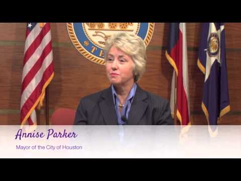 In conversation with Mayor Annise Parker - YouTube