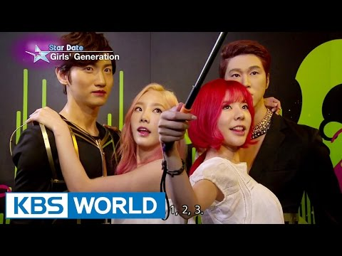 Guerilla date with Girls' Generation (Entertainment Weekly / 2015.07.24)