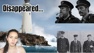 The Eerie Disappearance Of 3 Lighthouse Keepers (Flannan Isles Mystery)