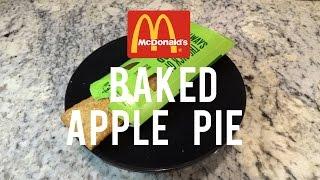 Ants Eating Timelapse #3: McDonald's Baked Apple Pie
