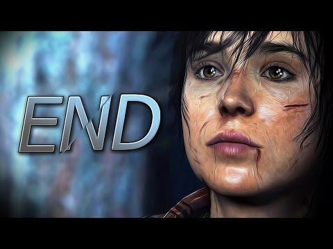 ENDING... - Beyond: Two Souls - Gameplay, Walkthrough - Part 17 - Final - Smashpipe Games